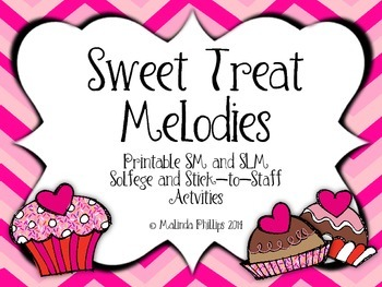PDF: Sweet Treat Melodies for the Kodaly Classroom