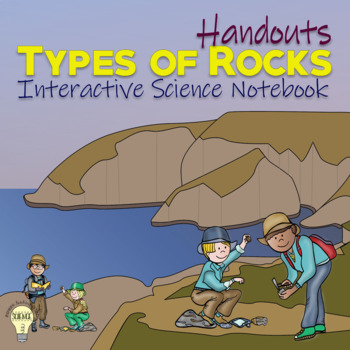 PDF Rock Cycle: Igneous, Metamorphic, and Sedimentary Handouts for ISN