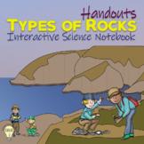 PDF Rock Cycle: Igneous, Metamorphic, and Sedimentary Hand