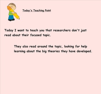 Reading Workshop Grade 3-Research Clubs: Unit 4, Lessons 14-18 PDF VERSION