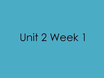 PDF Version of Unit 2 Week 1