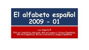 PDF: Vocabulario ilustrado-Alfabeto español 01