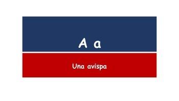 PDF: Vocabulario ilustrado-Alfabeto español 03