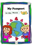 PDF World Citizen Passport Printable (A5 size)