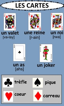 PDF version of  PIGE DANS LE LAC ! (Go Fish, in French)