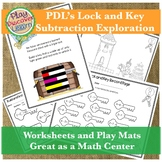 PDL's Subtraction Lock and Key Exploration for Cuisenaire® Rods