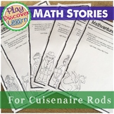 PDL's Math Stories Adventures with Cuisenaire Rods