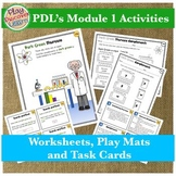Math Task Cards Module 1 for Cuisenaire Rods
