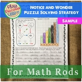 PDL's Notice and Wonder Puzzle Solving Strategy Free
