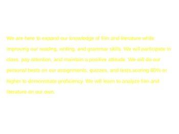 PDSA Continuous Improvement Sample Presentation