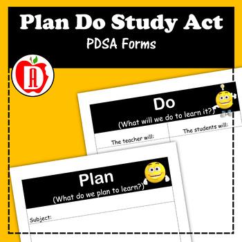 PDSA Forms