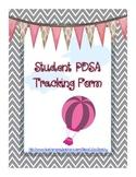 PDSA Student Tracking Form