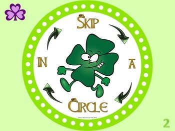 PE Activities: What's on your Plate- St. Patrick's Day Fitness Edition