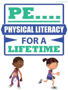 PE Advocacy Poster: PE... Physical Literacy for a Lifetime