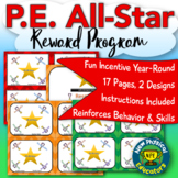 PE All-Star Reward Program