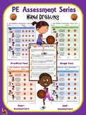PE Assessment Series: Hand Dribbling- 4 Versions