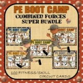 PE BOOT CAMP SERIES: Combined Forces: Super Bundle- 100 Fi