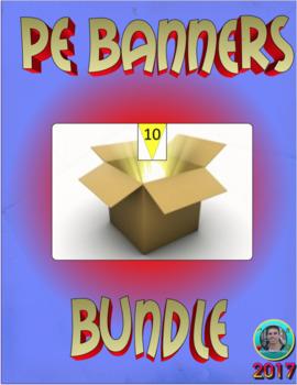 PE Banners Bundle