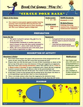 """PE Breakout Games- """"Play On"""""""