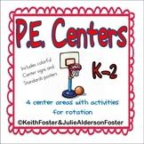 PE Centers K-2