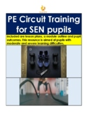 PE Circuit Training for Special Education