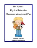 PE Classroom Management Plan