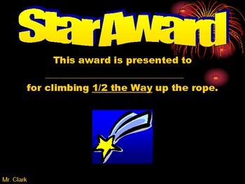 PE Climbing Rope Awards