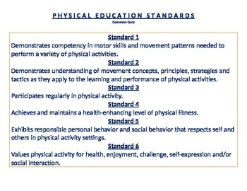 curriculum guide in physical education grade 1 10