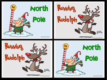 PE Concentration: Christmas Version- Activity Plan with 32 Matching Cards
