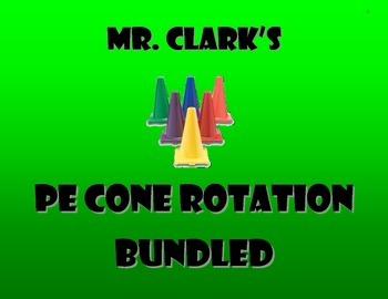 PE Cone Rotation Bundled
