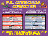 PE Curriculum Connection: Integrating Language Arts (Infor