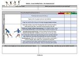 PE Dept - Athletics - Discus Peer Assessment & Coaching Card