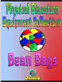 PE Equipment Collection Bean Bags