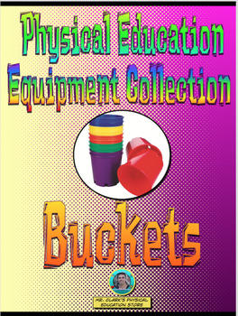PE Equipment Collection Buckets