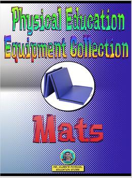 PE Equipment Collection Mats