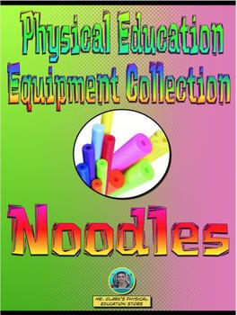 PE Equipment Collection Noodles