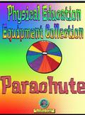 PE Equipment Collection Parachute