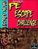 PE Escape Challenge
