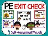 PE Exit Check- 4 Self-Assessment Visuals- Superkid Version