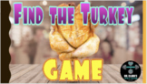 PE Find the Turkey Thanksgiving Game