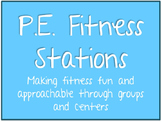 PE Fitness Stations