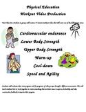 PE Fitness Video Production - Unit Plan