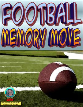 PE Football Memory Move