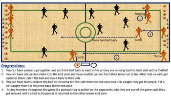 PE FOOTBALL RUMBLE