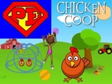 "Super PE Game - ""Chicken Coop"""