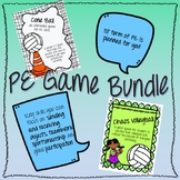 PE Game Bundle: Term 1 PE program planned for you!