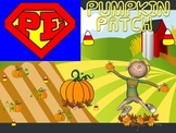 "Super PE Game - Halloween - ""Pumpkin Patch"""