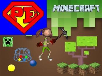 Super PE Game - Minecraft