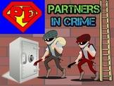 "Super PE Game - ""Partners In Crime"""