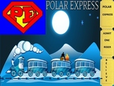 "Super PE Game - ""Polar Express"""